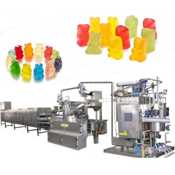 3d Fondant Silicone Mold 53 Cavity Silicone Gummy Bear Chocolate Mold Candy Maker Ice Tray Jelly Moulds Cake 3D Ice Cube Mold
