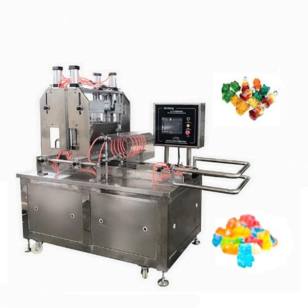 small Gummies candy making machine production line