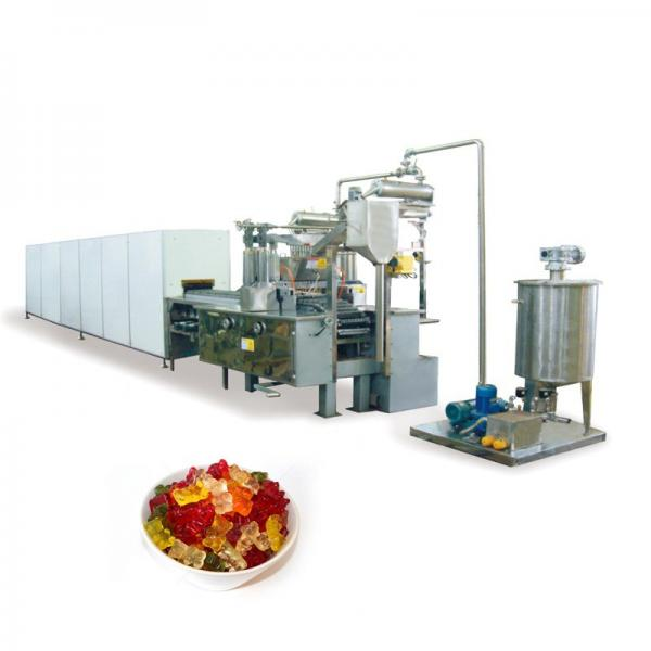 Confectionery Machinery Industrial Soft Candy Making Equipment for Sale