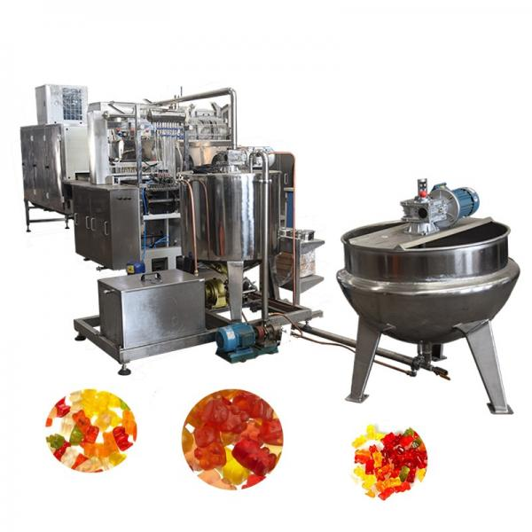 Hot Sales Gummy Bear Juice Candy Snack Sachet Packaging Packing Machine with Vertical Automatic Counting