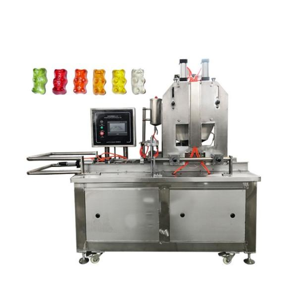 Se High Quality Professional Ce Gummy Candy Manufacturing Line Making Machine