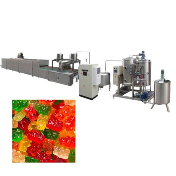 Gummy Candy Making Machine & Gummy Candy Depositing Production Line