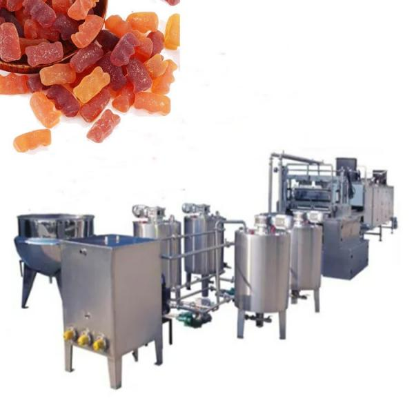 Gummy Bear Candy Hard Candy Premade Stand up Pouch Packing Machine